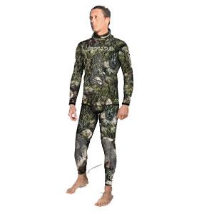 Популярные гидрокостюмы для подводной охоты и дайвинга