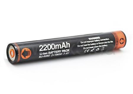 brightstar BRIGHTSTAR Аккумуляторная батарея 2200mA Li-ion (Darkbuster)