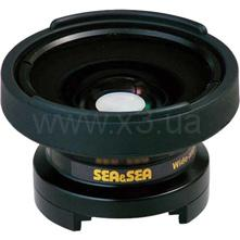 SEA&SEA Wide Angle Conversion Lens for DX-1200HD/860G Digital Camera