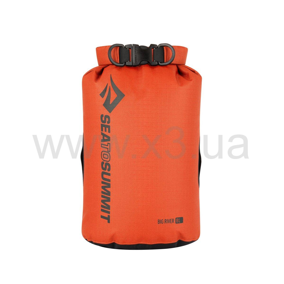 SEA TO SUMMIT Big River Dry Bag гермочехол 8L
