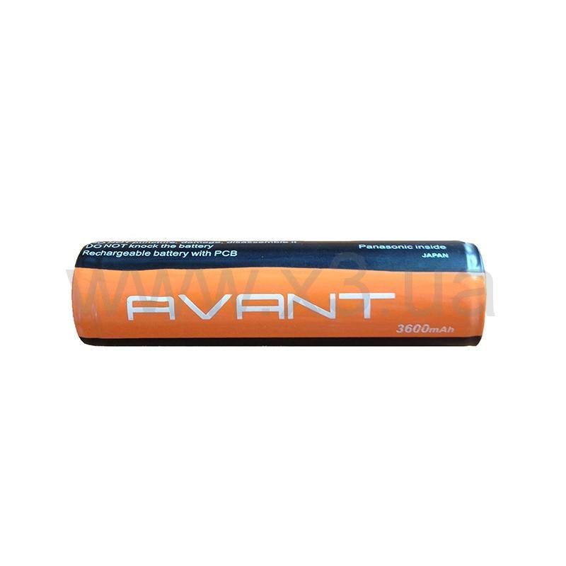 fenix FENIX Аккумулятор 18650 3600 mAh Avant