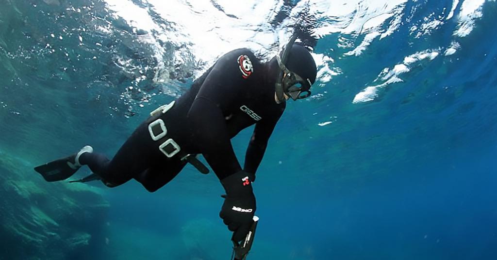 Гидрокостюм для подводной охоты CRESSI APNEA
